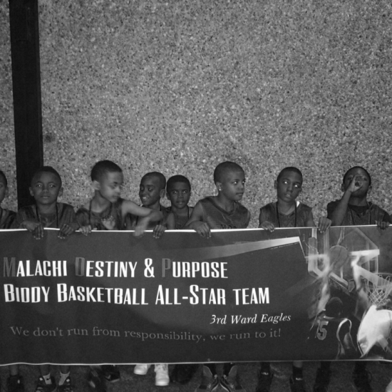 MDP inner city youth ministry basketball Houston, Texas